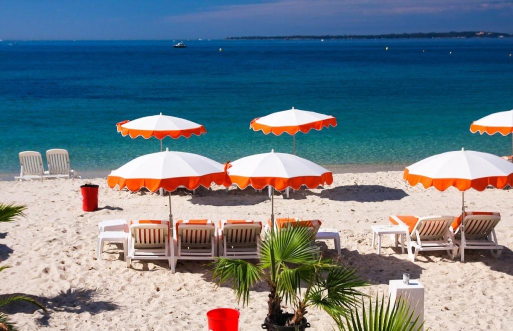 Пляж Франции