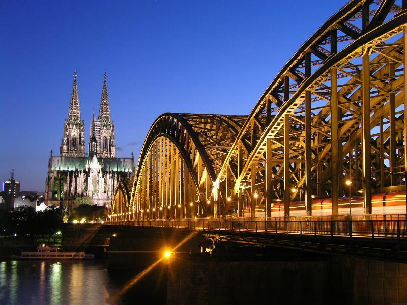 Красивая вечерняя Вена