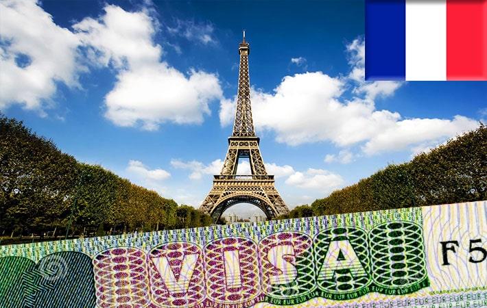 Виза Франция