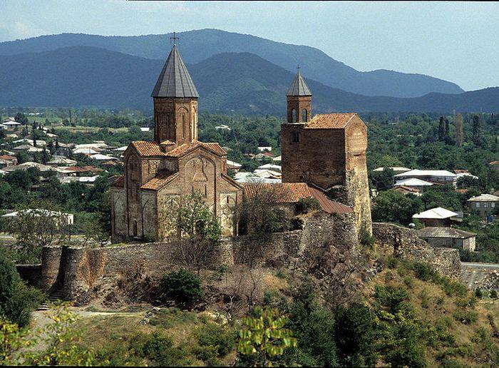 Фотография Грузии