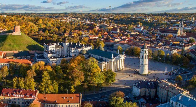 Литва с Высоты. Красиво